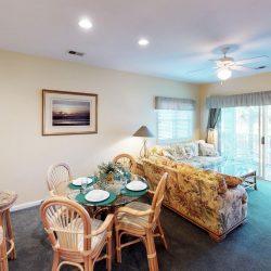 Club Villas Unit 2D Condo Sea Trail Resort Sunset Beach NC