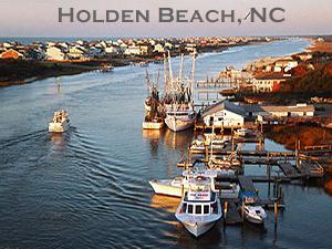 Holden Beach Vacation Rentals