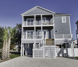 Dock HolidayVacation Rental Home Holden Beach NC