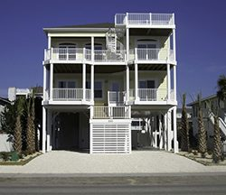 Dune Just Fine Vacation Rental Home Holden Beach NC