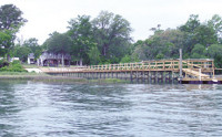 Ocean Isle Mainland Riverfront Rental Home